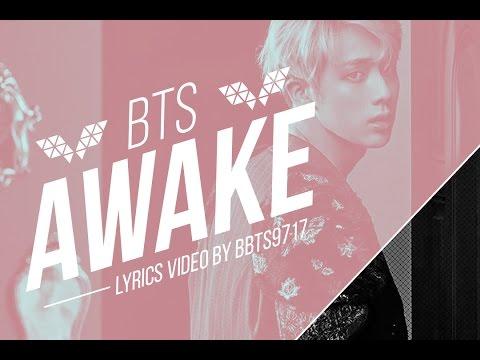 BTS (JIN) - Awake Lyrics [ENG/KOR]