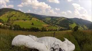 Jaworzyna Krynicka- Paralotnie