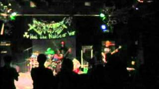 Purification Kommando - Kingdom in fire - Live i Fredericia 26/10 2010