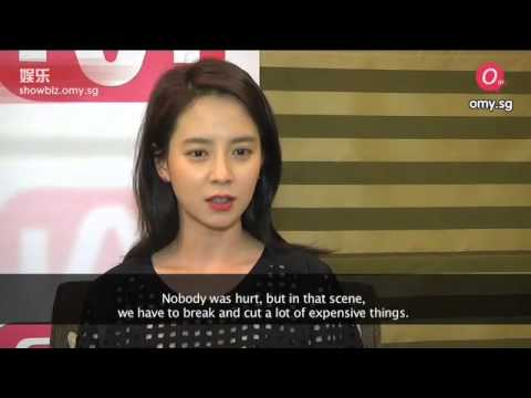 20140515 Showbiz - Natural Beauty Songjihyo