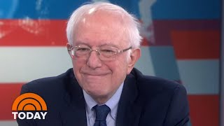 Bernie Sanders: 'I Would Not Be Running If I Were Not Healthy' | TODAY