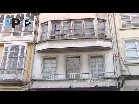 """El número 37 de la Ronda, un edificio """"secuestrado"""""""