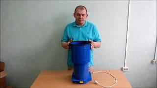 Зернодробарка (300 кг зерна на годину). Домашня побутова дробарки для зерна