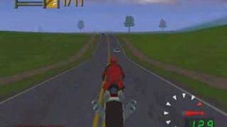 Road Rash 64 - Insanity Bike In Big Game