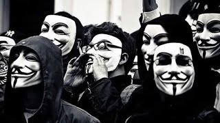 Anonymous -  The Power Lies In The Hands Of WE