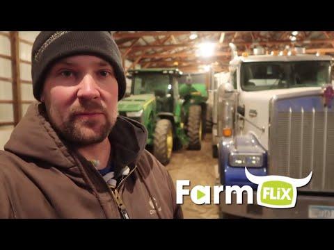 MN Millennial Farmer Farm Flix