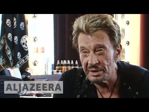 French Elvis: Rock icon Johnny Hallyday dies at 74