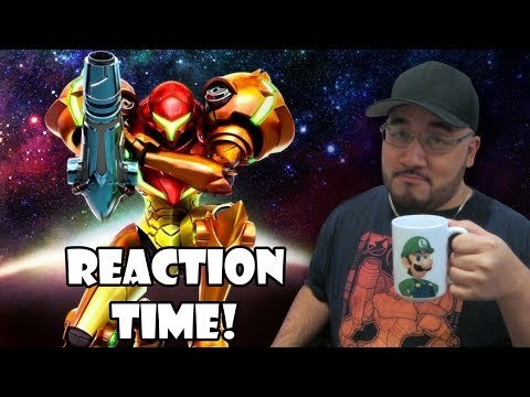 Metroid Prime 4 & Metroid: Samus Returns - REACTION TIME!