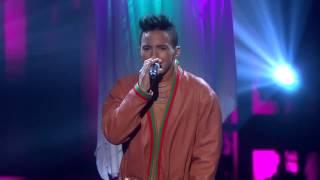 Repeat youtube video Jon Henrik Fjällgren - Jag Är Fri (Melodifestivalen 2015)