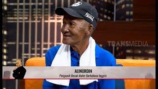 Download lagu ALINURDIN,Pengayuh Becak Mahir Berbahasa Inggris | HITAM PUTIH (10/09/19) Part 2