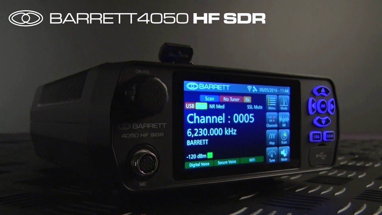 4050_HF_SDR - Barrett Communications