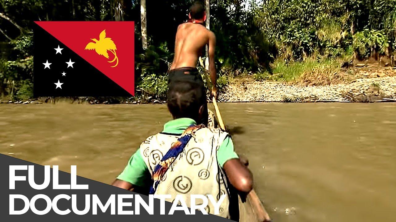 Most Dangerous Ways To School | PAPUA NEW GUINEA | Free ...