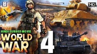 वर्ल्ड वॉर ४ - World War 4 Full Movie - हिंदी में - Hollywood Action Dubbed Movie - HD