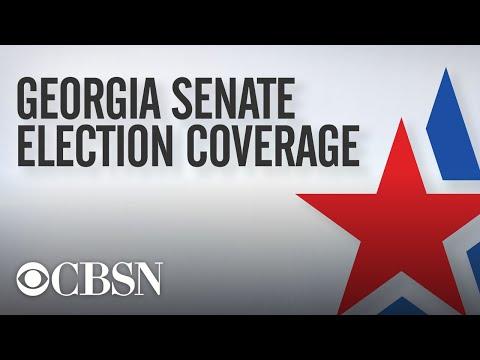 Watch live: Georgia Senate runoff election coverage