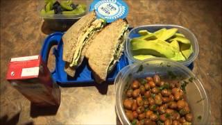 Idée lunch facile, rapide et santé - 1