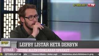 Leifbys listar de hetaste derbyna