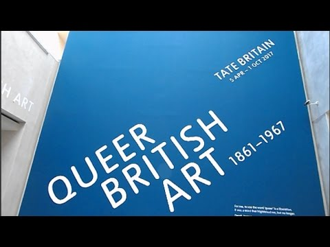 Exhibition Review: Queer British Art 1861–1967 at Tate Britain 2017