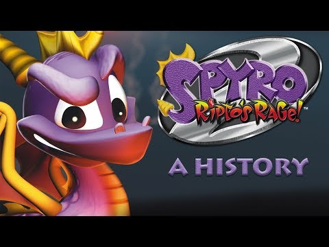 Spyro: Ripto's Rage!/Gateway to Glimmer - A History