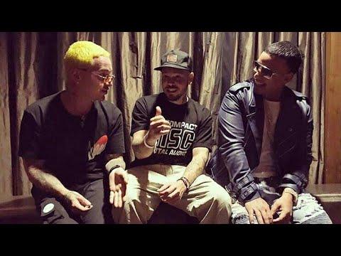 Daddy Yankee, J Balvin y Resistente | Latin Grammy 2017