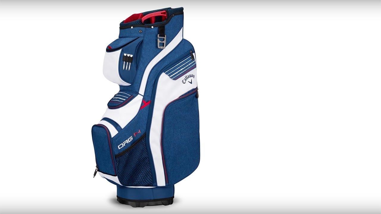 e043d3e9b932 2018 Callaway Org 14 Cart Bag. Callaway Golf