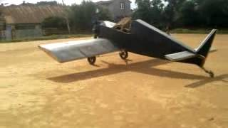 Amazing young Madagascan inventor and aviator!