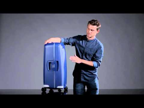 Demo video - Samsonite S'Cure