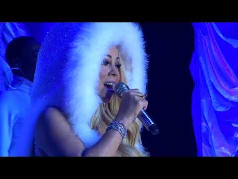 Mariah Carey - SILENT NIGHT - Paris FRANCE - 7 Décembre 2018