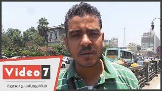 المواطن إبراهيم السيد لرئيس حى عين شمس الشرقية: