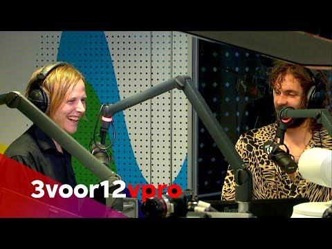 St. Tropez maakt op Amsterdam Centraal 'gestoorde muziek' in hun pop-up studio