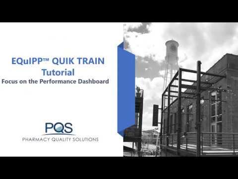 EQuIPP™ QuikTrain Video Tutorial