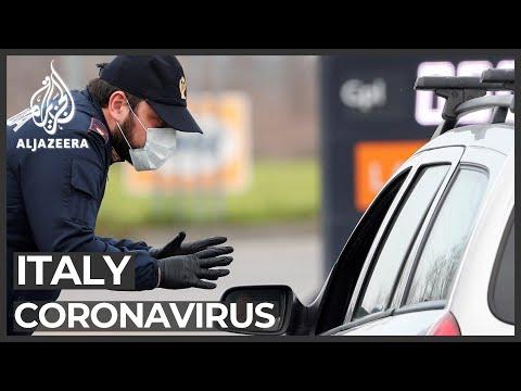 Coronavirus Outbreak: Italian Officials Confirm Seven Deaths