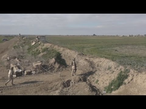 معارك الشمال السوري تسببت بتسلل مسلحي داعش إلى الأراضي العراقية  - نشر قبل 35 دقيقة
