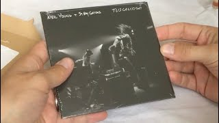 UNBOXING Neil Young - Tuscaloosa