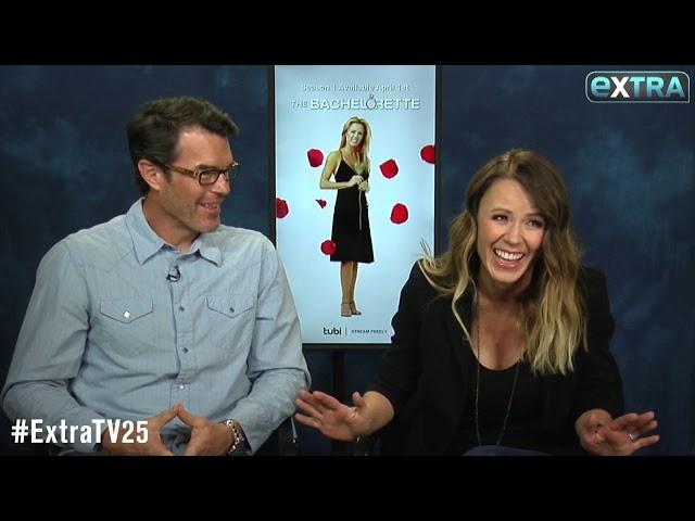 Original 'Bachelorette' Couple Trista & Ryan's Advice for Hannah B.