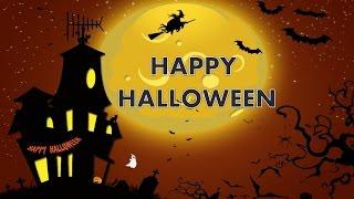 Праздник Хэллоуин (Halloween).