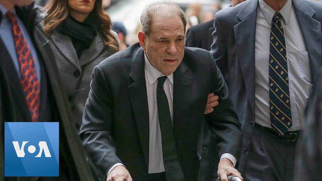 Harvey Weinstein Arrives at Court Ahead of Sexual Assault Trial