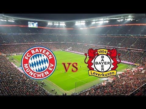 LIVE: Bayern Munich Vs Bayer Leverkusen Live