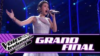 "Video Nadhia ""My Heart Will Go On"" | Grand Final | The Voice Kids Indonesia Season 3 GTV download MP3, 3GP, MP4, WEBM, AVI, FLV Oktober 2018"