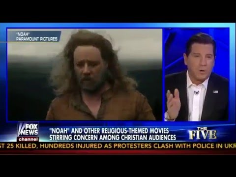 02-19-14 Fox News Channel - Noah Controversy