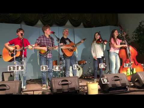 Brubaker Family Band - Anchorage Song