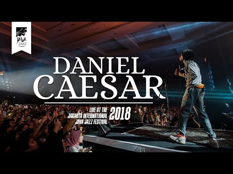 "Daniel Caesar ""Get You"" Live at Java Jazz Festival 2018 Mp3"