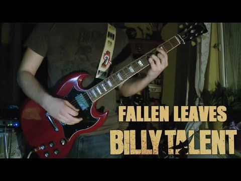 Billy Talent - Fallen Leaves (Guitar Cover) HD