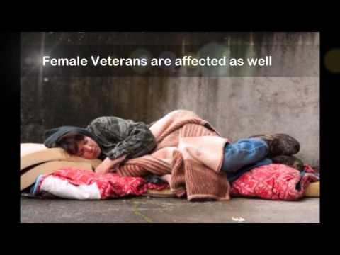 Homeless Veterans in America