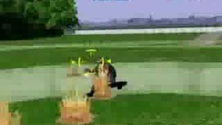Model 2 Emulator Gunblade NY Gameplay (Score Attack Remix)