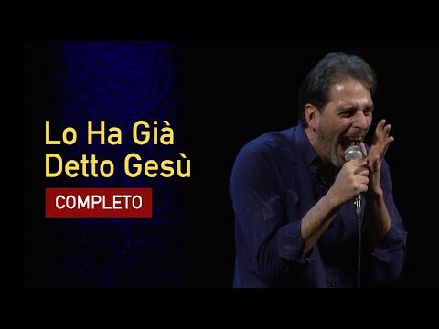 Filippo Giardina - Lo Ha Già Detto Gesù (COMPLETO)