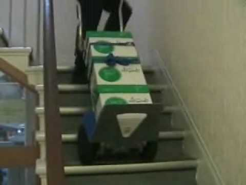 Moving A Pinball Machine Up The Stairs Doovi