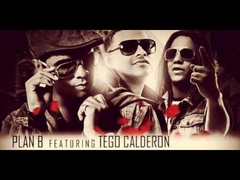 Plan B Ft Tego Calderon - Zapatito Roto