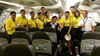 Baby born aboard Manila bound flight