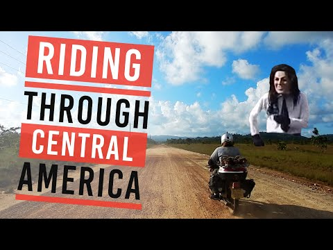 Alaska To Argentina By Motorcycle Episode 13: Central America