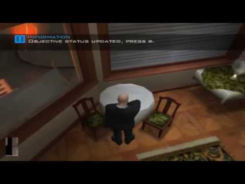 Hitman: Contracts - The Seafood Massacre - Speedrun - 1:23 PRO/SA/SO